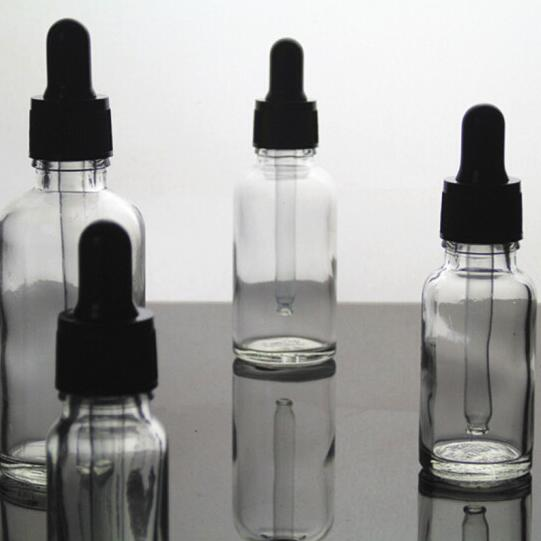 透明滴瓶 螺口玻璃瓶 密封滴瓶