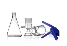 化学实验室试验溶剂玻璃砂芯过滤抽滤装置